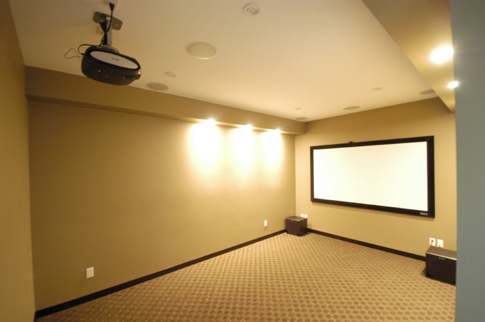 3D projector and screen innovations projector screen