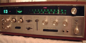 Home Audio Control From Previous Eras!